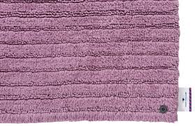 tom tailor badteppich cotton stripes mauve 360