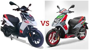 Aprilia SR 150 Vs Race Edition