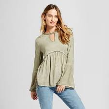 womens olive green target