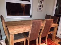 Teak Steamer Chair John Lewis by John Lewis Batamba Dining Room Table U0026 Chair In Lymm Cheshire