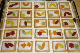 zitronen butterkeks kuchen gummibärchen kuchen