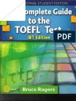 Thomson TOEFL Ibt Livro