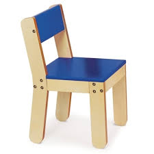 Pkolino Little Reader Chair Blue by Little Chair For Kids Rooms Playrooms Or Classrooms Bright Blue