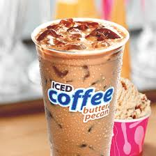 Large Pumpkin Iced Coffee Dunkin Donuts by Old Fashioned Butter Pecan Flavored Iced Coffee At Dunkin U0027 Flavor
