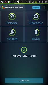 AVG AntiVirus Security 4 for Android AVG AntiVirus Security 4 for Android