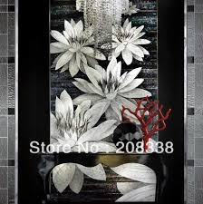glass mosaic tile modern wall mural in wall stickers from home