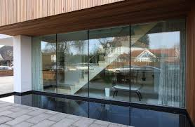 100 Glass Walled Houses Fixed Structural Glass Wall Sealed With Silicone Joints Www