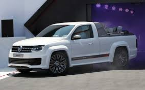 GEAR: Volkswagen Amarok Concept Pickup Boasts V-6 Turbodiesel, 0-62 ... Volkswagen Amarok Review Specification Price Caradvice 2022 Envisaging A Ford Rangerbased Truck For 2018 Hutchinson Davison Motors Gear Concept Pickup Boasts V6 Turbodiesel 062 Top Speed Vw Dimeions Professional Pickup Magazine 2017 Is Midsize Lux We Cant Have Us Ceo Could Come Here If Chicken Tax Goes Away Quick Look Tdi Youtube 20 Pick Up Diesel Automatic Leather New On Sale Now Launch Prices Revealed Auto Express