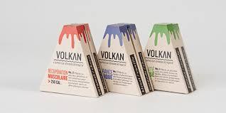 Energy Bar Packaging Inspiration VOLKAN