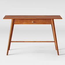 Amherst Mid Century Modern Desk Console Table Project 62 Tar