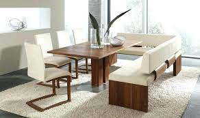 Dining Benches With Backs Upholstered Room Bench Back Green Home
