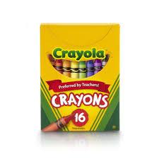 crayola classic crayons 16 count walmart com