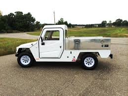 E-ride Industries EXV2 Patriot Toolbox Truck For Sale In Princeton ...