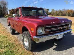 100 1968 Chevy Trucks For Sale Classic Chevrolet K10 For 9874 Dyler