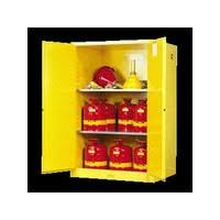 Justrite Flammable Cabinet 45 Gallon by Safety Products Industrial Supply Tna Safety Flammable