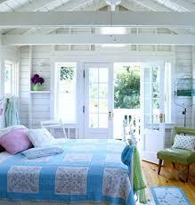 Vintage Beach Themed Bedroom