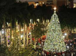 Christmas At The Shops Merrick Park