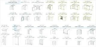 dimension meuble cuisine dimensions meuble cuisine améliorer la première impression galerie