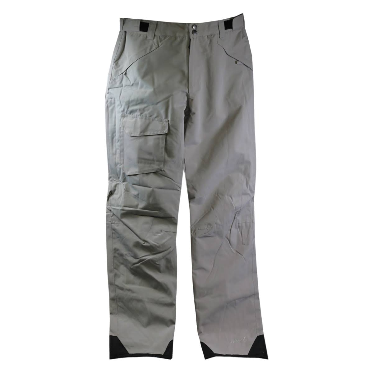 Pulse Men's Rider Board Pants - Light Gray Medium