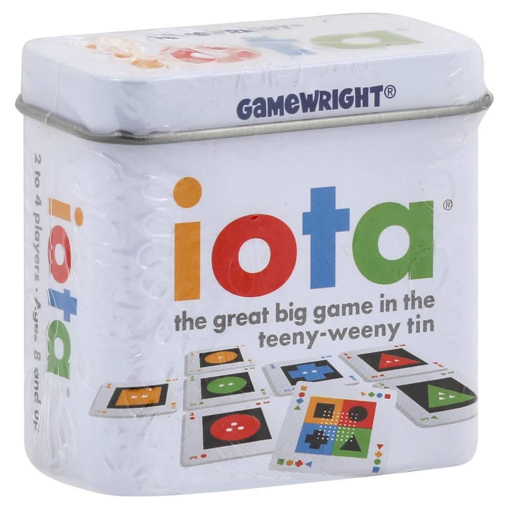 Gamewright Iota Game