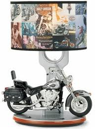 Harley Davidson Table Lamps