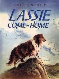 Lassie e Home by Eric Knight
