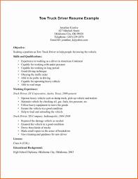100 Truck Driver Job Description For Resume Dump Truck Driver Job