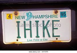 New Hampshire License Plate Stock s & New Hampshire License