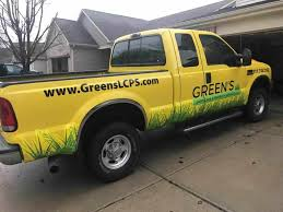 100 Wrapped Trucks Why You Should Wrap Your Lawn Care