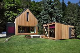 100 Modern Wood Homes A Contemporary En Cottage By Prodesi Small House Bliss In The