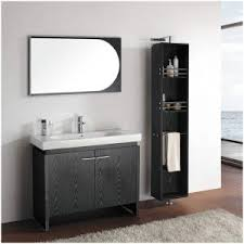 48 Inch White Bathroom Vanity Without Top by Bathroom White Round Sink Bathroom Black Wooden Vanity With