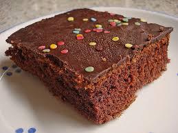 buttermilch schokoladen kuchen