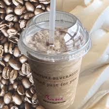 Cold Brewed Coffee Icedream Frosted