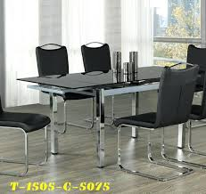 Montreal Dining Chairs Furniture 7 Piece Set 6 Table At Room For