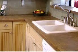 peinturer un comptoir de cuisine un produit pour transformer les comptoirs foyers et planchers