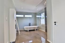 purismus in kronberg minimalistisch badezimmer