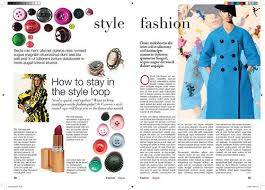 Magazine Article Advice
