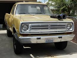 5.9 In 1973 W100 Swb - Dodge Diesel - Diesel Truck Resource Forums