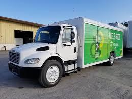 100 Beverage Truck 2013 Freightliner M2 85 Bay Body