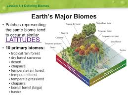 Earth Floor Biomes Desert by Biomes And Aquatic Ecosystems Ppt Online Download