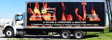 Pick-Up & Delivery - Certified Heat Treating Inc.Certified Heat ...