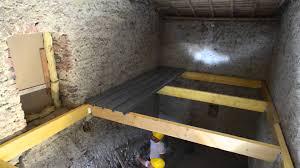 plancher métallique sec woodeo bacacier