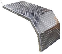 Heavy-Duty Half Fenders | Sturdy-Lite Aluminum Trucking Products ... Pm4001 Minimizer Semi Truck Quarter Fenders Elegant Customize Enthill Truck Fenders Item Bb9550 Sold February 25 Vehicle Amazoncom Buyers Products 8590245 Poly Fender Fenderpolyfits Up Hogebuilt 24 16gauge 430 Ss Millennium Custom Trucks Powerful American Big Rig Semi With Blue Transporting J Brandt Enterprises Canadas Source For Quality Used Fiberglass Rear Dually Adapters Wheels Cversion Kits Flatline Double Face Square Led Lights Amberred Pair Semitruck Trailer