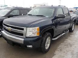 100 2007 Chevy Truck For Sale Used Chevrolet Silverado K1500 CR For In Innisfil Ontario