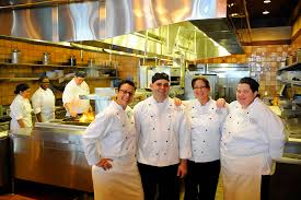 Celebrity chef Cat Cora s rave reviews for Kouzzina at Disney s