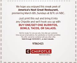 Chipotle Halloween Special 2015 by Free Printable U2013 Mobile Chipotle Coupon 3