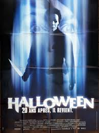 Donald Pleasence Halloween H20 by Z Posters