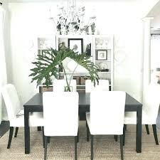 Home Office In Dining Room Wonderful To Dedicated Transformation Elegant Formal