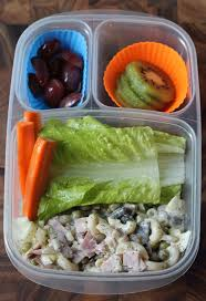 Back To School Lunch Ideas Creamy Ham And Pea Pasta Salad Delicious Easy Make Ahead This Is Such A Unique Jammed Pack With All Sorts
