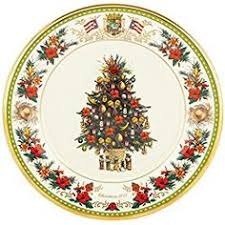 Lenox 2015 Annual Trees Around The World Edition Collectors Plate Puerto Rico I Kinda Want This
